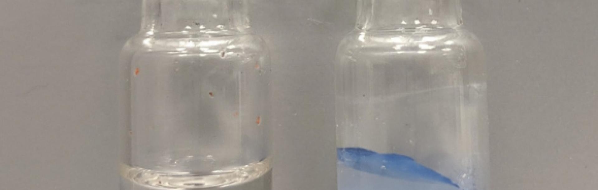 הידרוג'ל חדש שפותח במעבדה