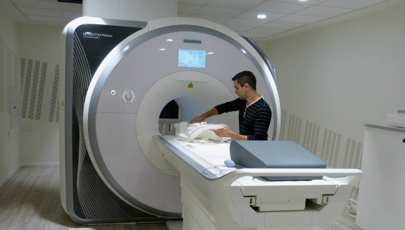 יחידת ה- MRI